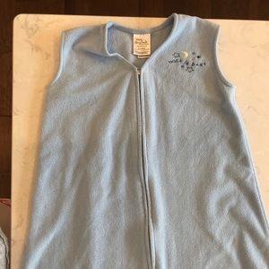 Halo sleep sack size XL FLEECE